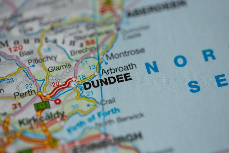 Reino Unido: Becas Para Pregrado en Varios Temas University of Dundee