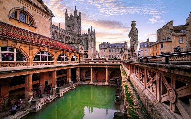 Reino Unido: Becas Para Maestría en Varios Temas University of Bath