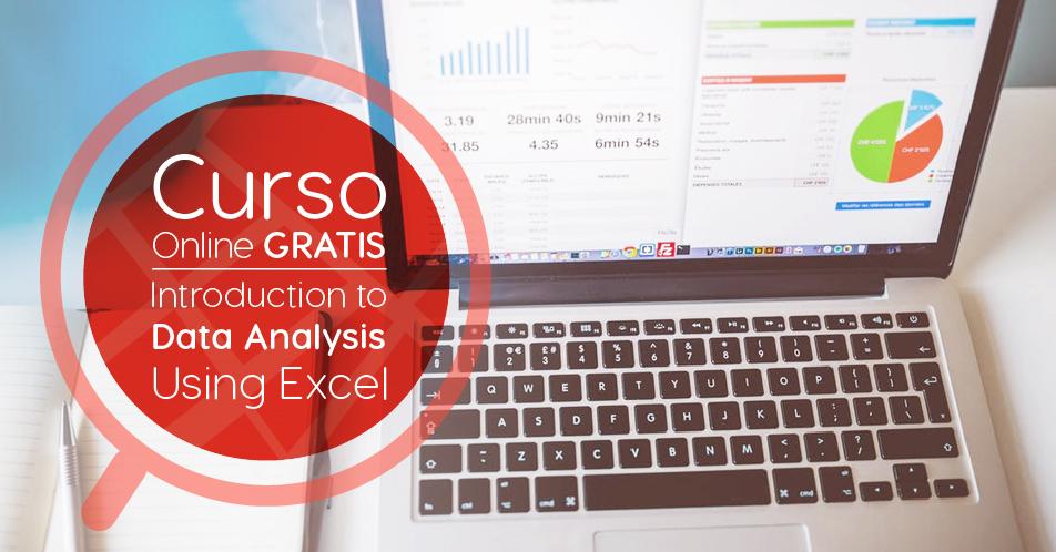 "Curso Gratis Online ""Introduction to Data Analysis using Excel"" Microsoft Estados Unidos"