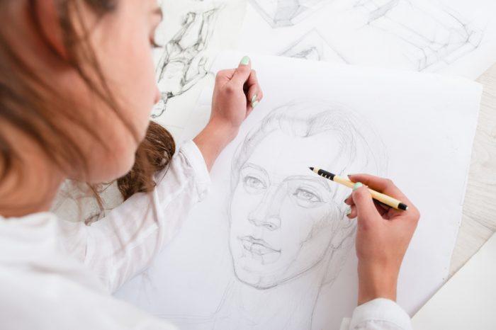 Curso Online: Curso de Dibujo Artístico a Lápiz , aprende a dibujar - Arte